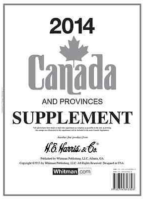 2014 Canada and provinces Supplement H.E. Harris