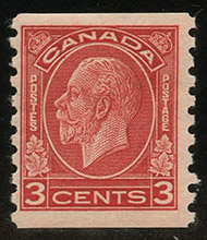 Roi Georges V 1933 - Timbre du Canada